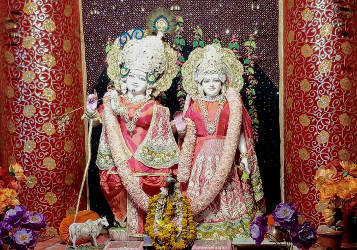 Opinión de viaje a India y Nepal: Interior templo.