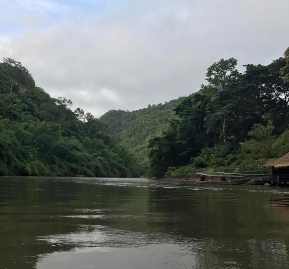 Rio Kwai, Tailandia