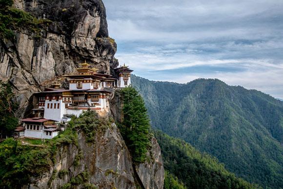 Motivos para viajar a Bután