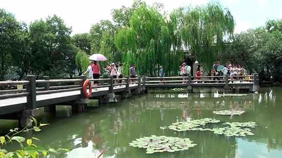 Viaje a China: Hangzhou