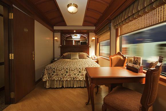 Viajes en tren de lujo por la India: Maharaja Express