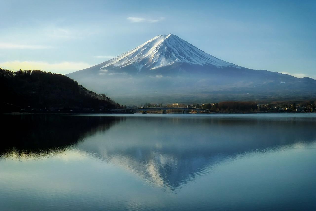 Viaje a Japón: Monte Fuji