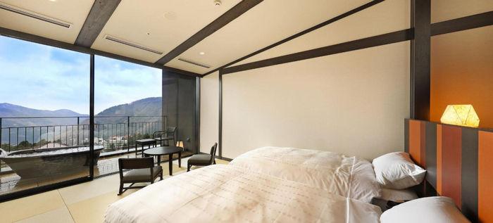 Habitación japonesa (Ryokan)