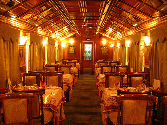 Viajes en tren de lujo por la India: Palace on Wheels