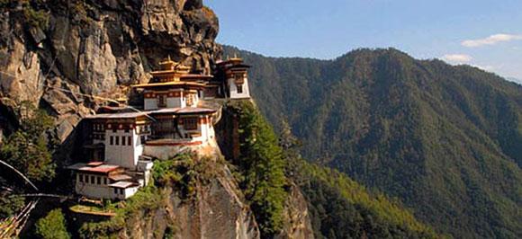 Viaje a Bután: Nido del Tigre en Paro