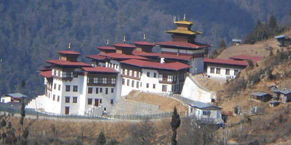 Viaje a Bután: Phuntsholing