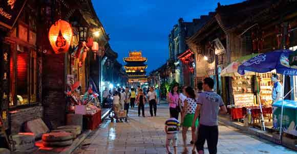 Viaje a China: Pingyao
