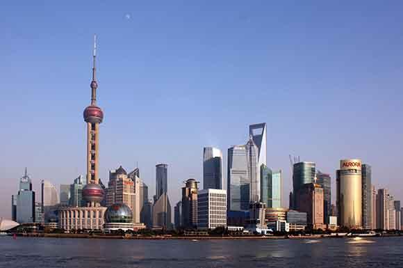 Viaje a China, ciudades imperiales: Shanghai
