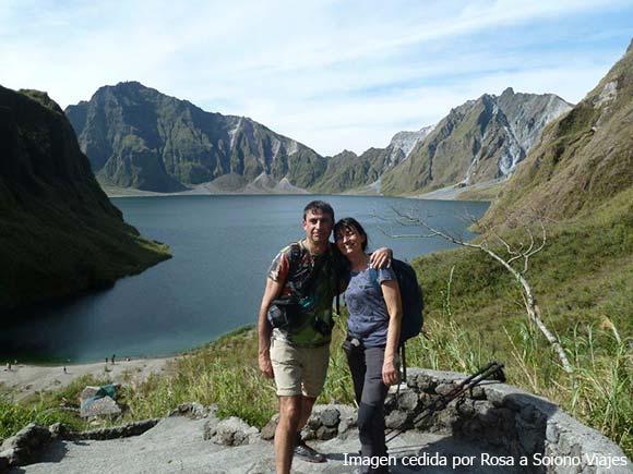 La experiencia del viaje a Filipinas de Rosa y Carles