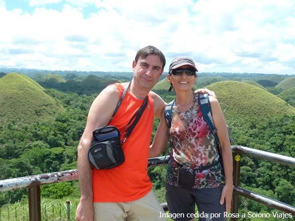 Rosa y Carles nos cuentan la experiencia de su viaje a Filipinas