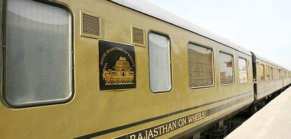 Viajes en tren de lujo por la India: Royal Rajasthan