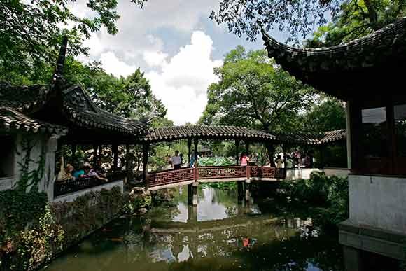 Viaje a China: Suzhou