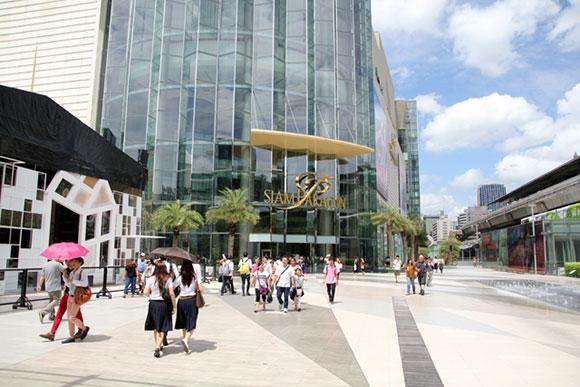 Dónde alojarse en Bangkok: Siam y Pratuman