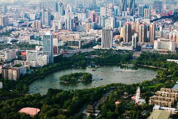 Viaje a China: Taiyuan