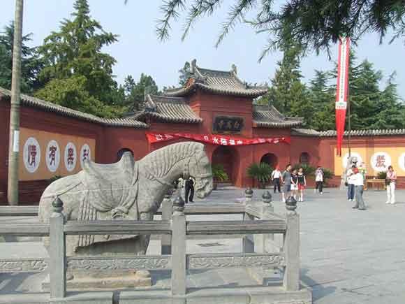 Viaje a China: Luoyang