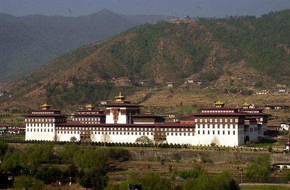 Viaje a Bután: Thimbu