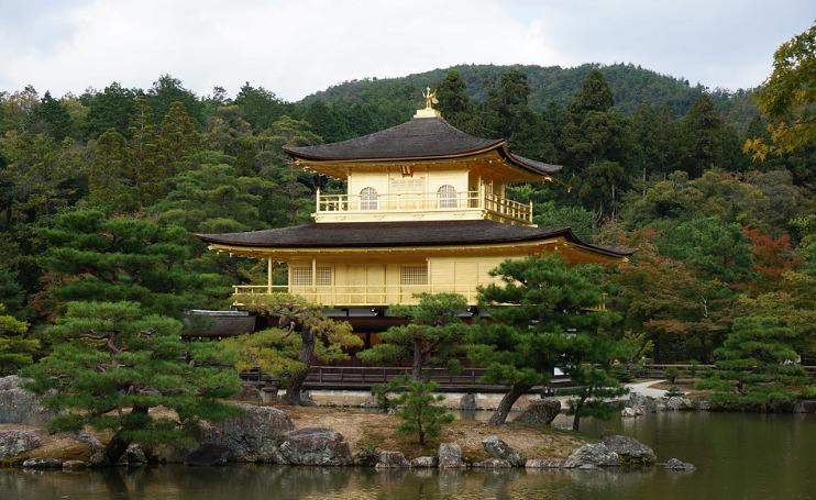 Viaje a Japón: Templo Dorado