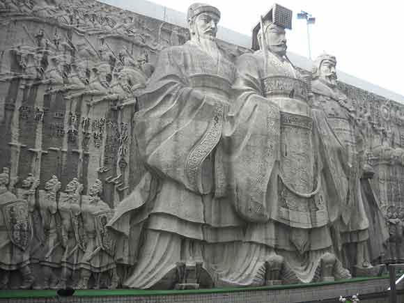 Viaje a China, ciudades imperiales: Xian