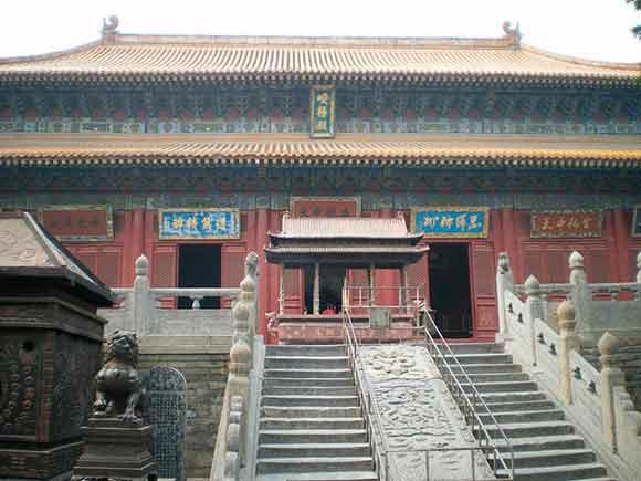 Viaje a China: Dengfeng